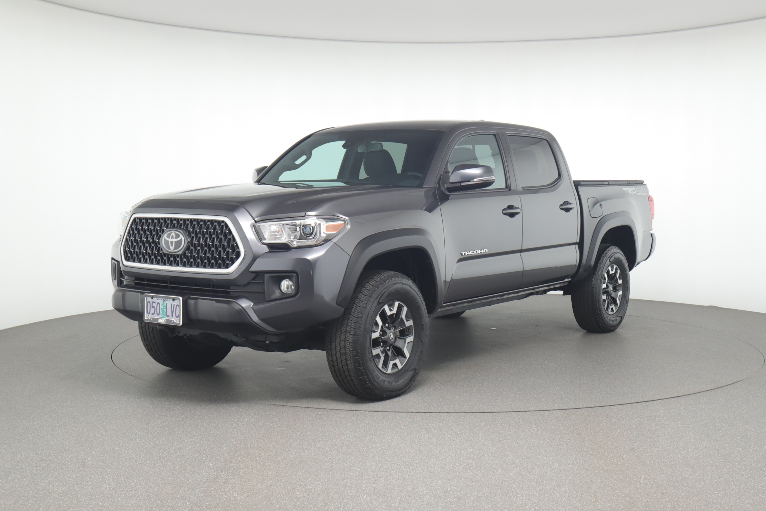 2019 Toyota Tacoma TRD Off Road (from $38,950)