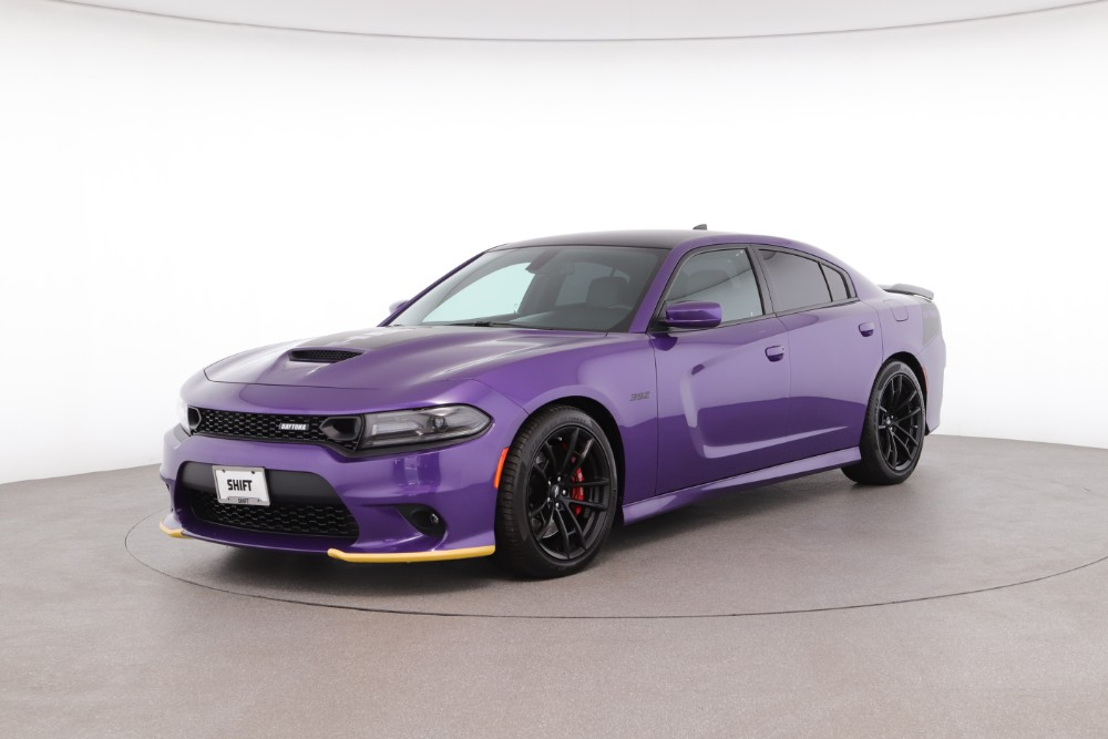 2019 Dodge Charger Scat Pack (from $44,450)
