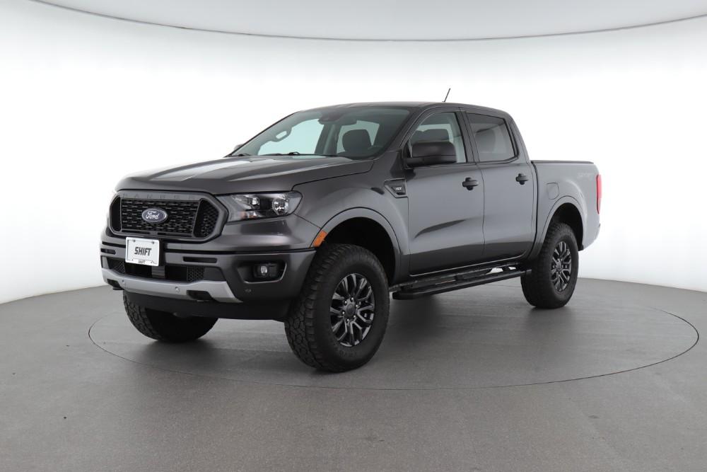 2020 Ford Ranger XLT (from $36,750)