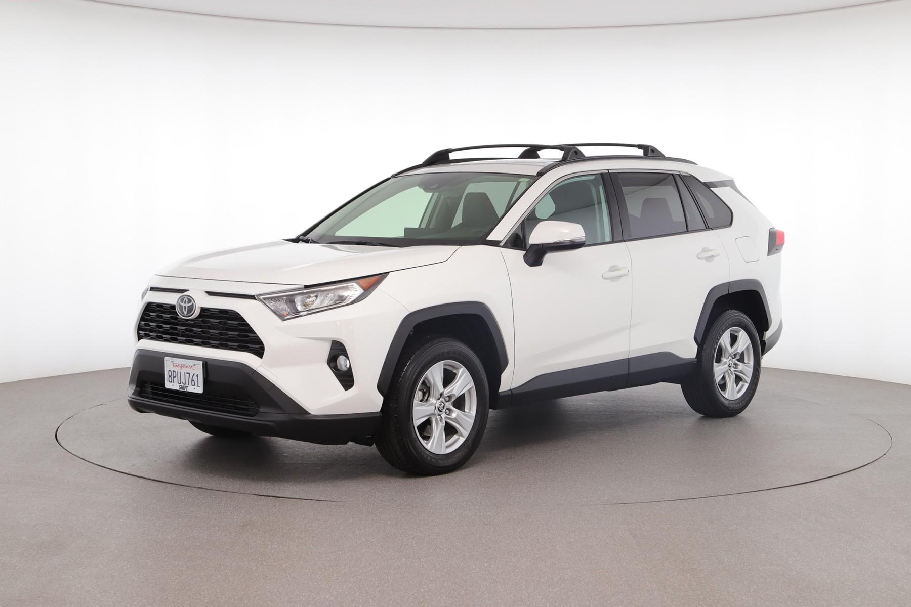 2020 Toyota RAV4 XLE (from $32,950)