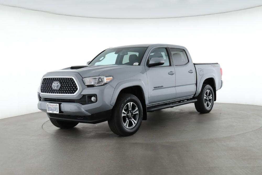 1. Toyota Tacoma