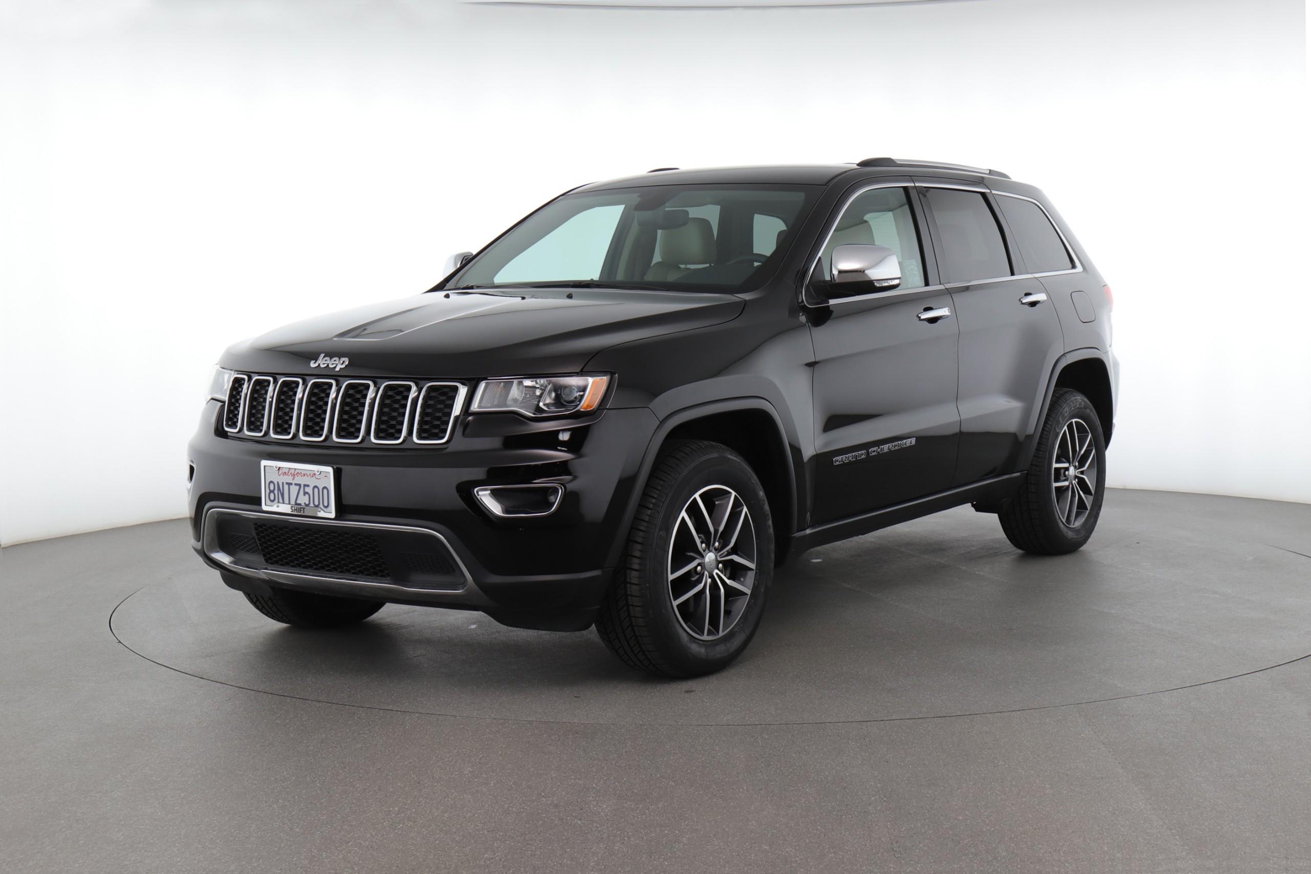 6. Jeep Grand Cherokee