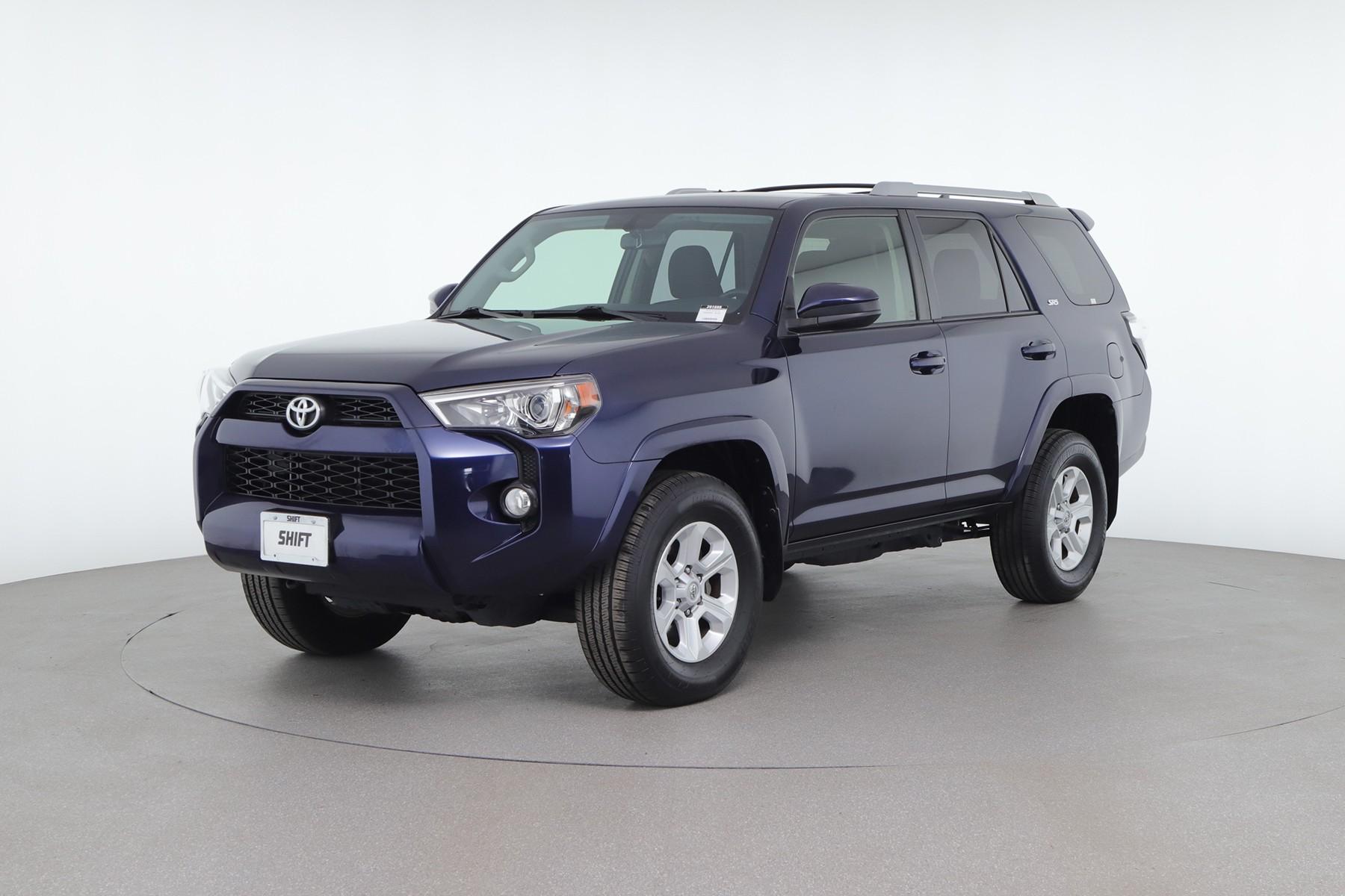 7. Toyota 4Runner