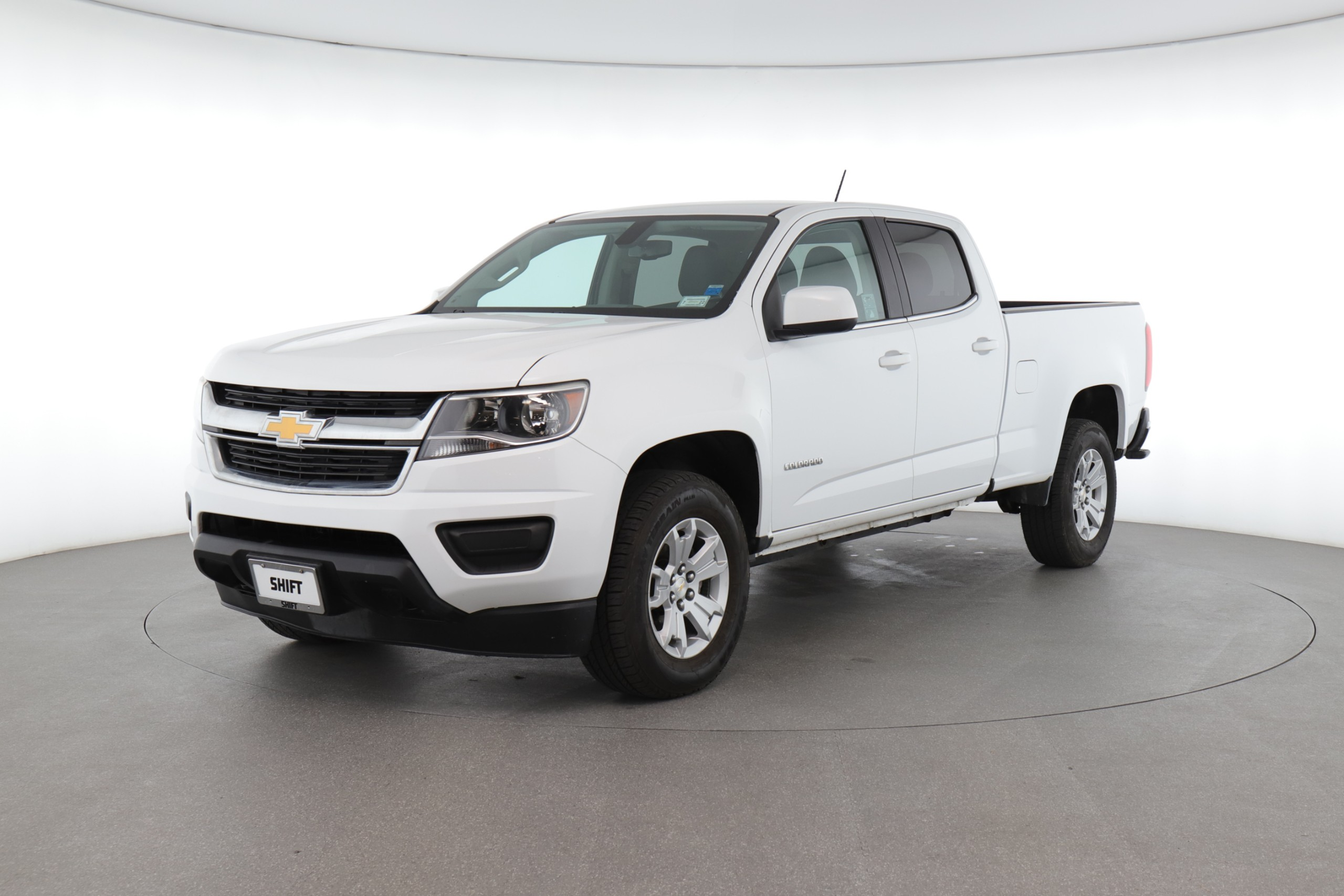 2016 Chevrolet Colorado 4WD LT (from $31,450)