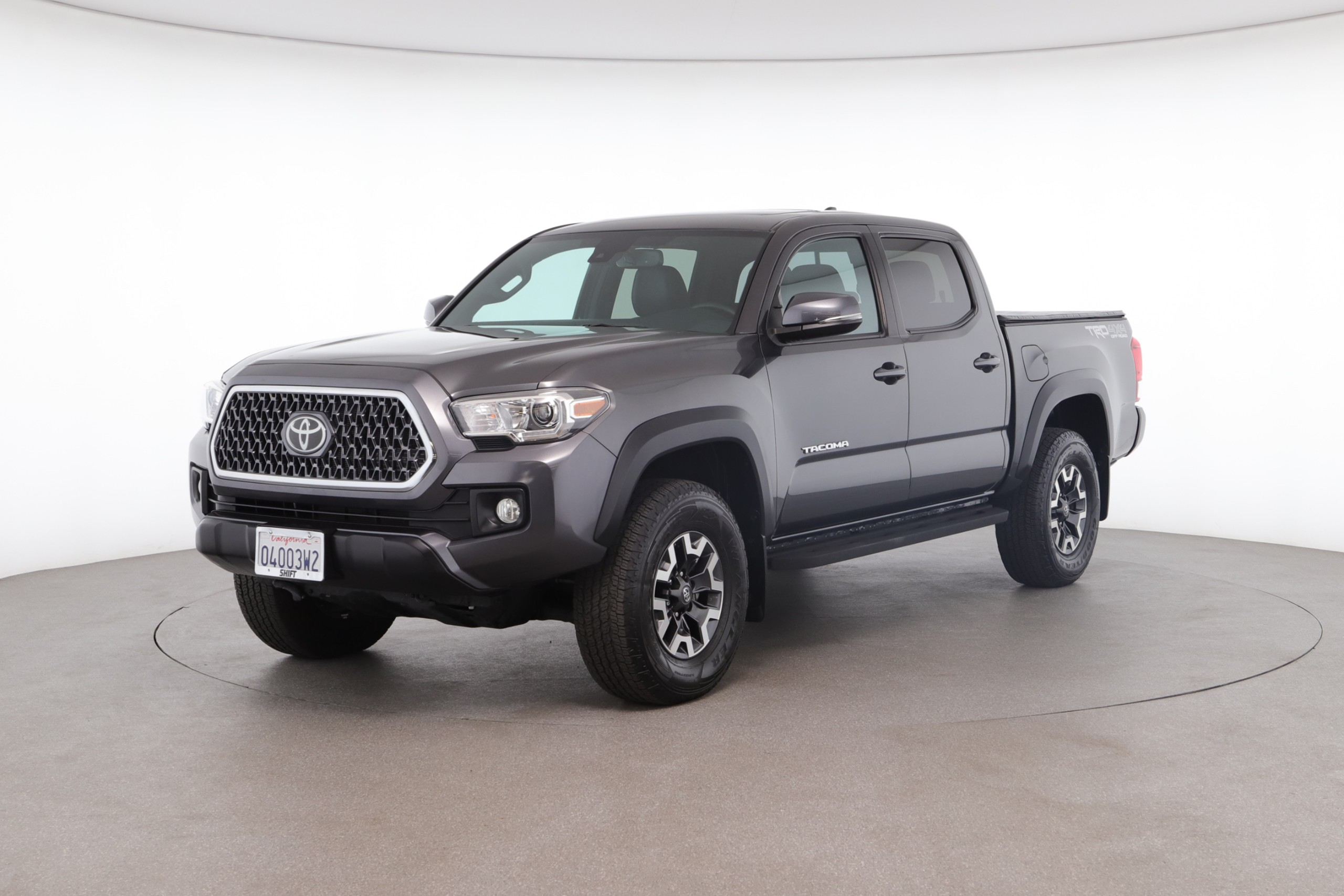 2019 Toyota Tacoma TRD Off Road (from $41,950)