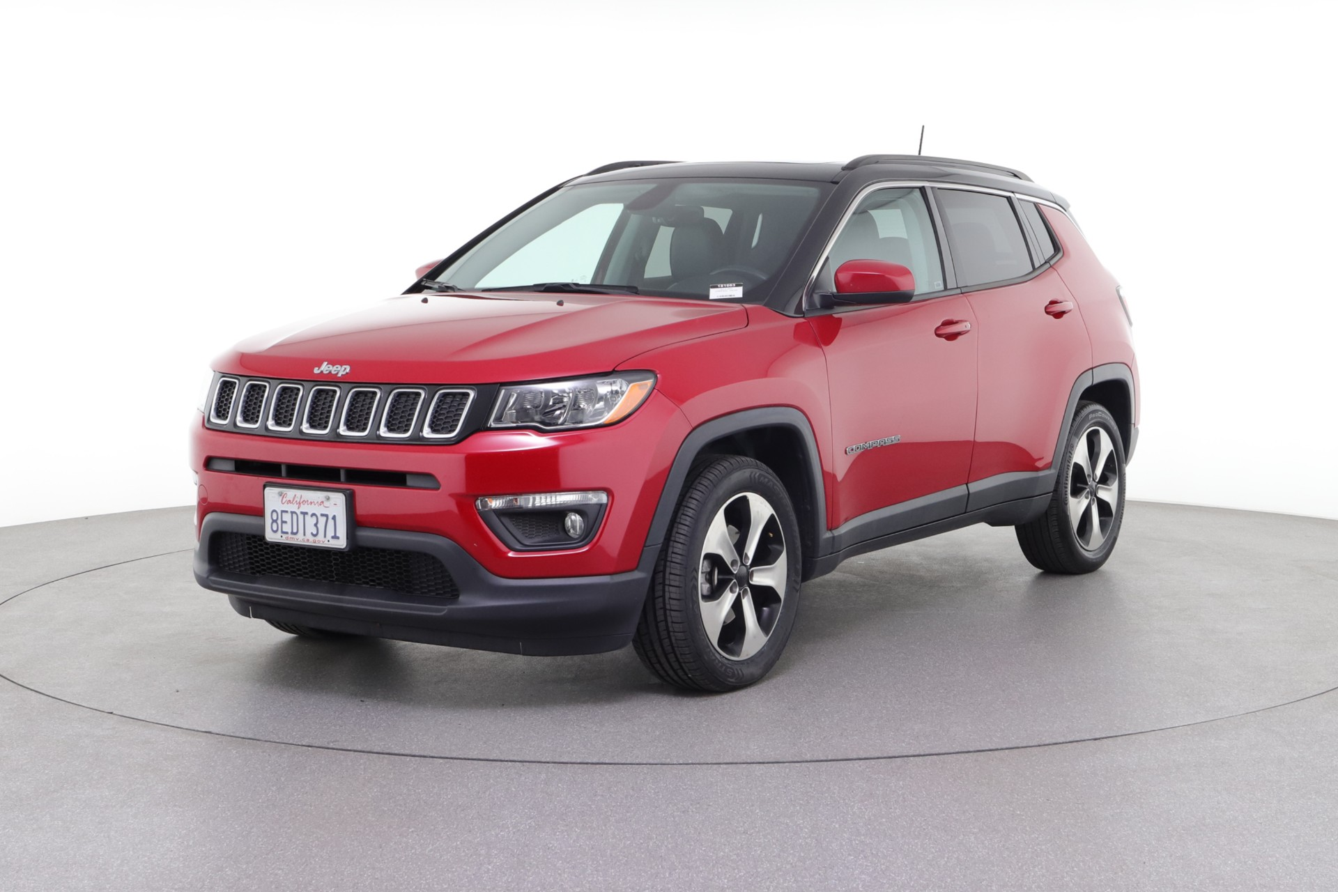 2018 Jeep Compass Latitude (from $23,950)