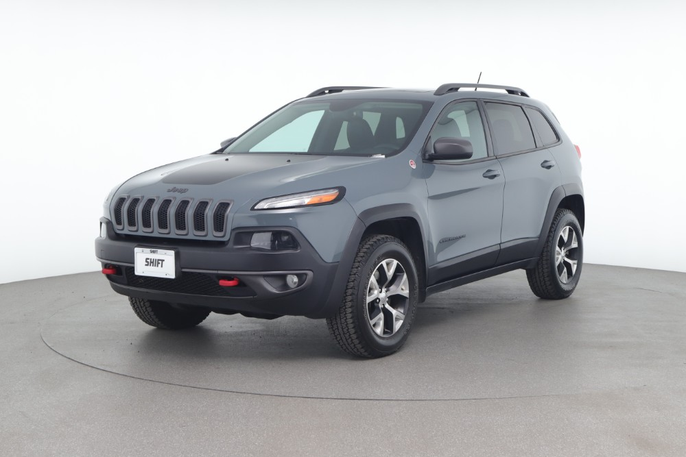 2014 Jeep Cherokee Trailhawk (from $20,950)