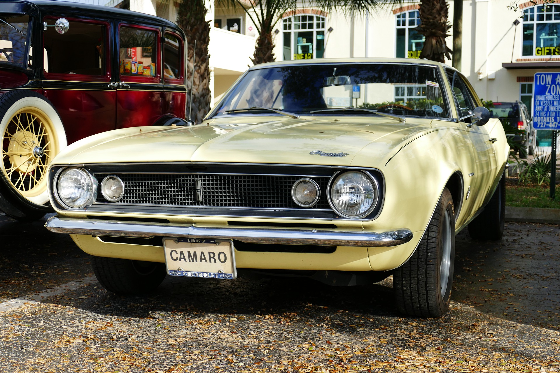 A History of Classic Cars for Kids