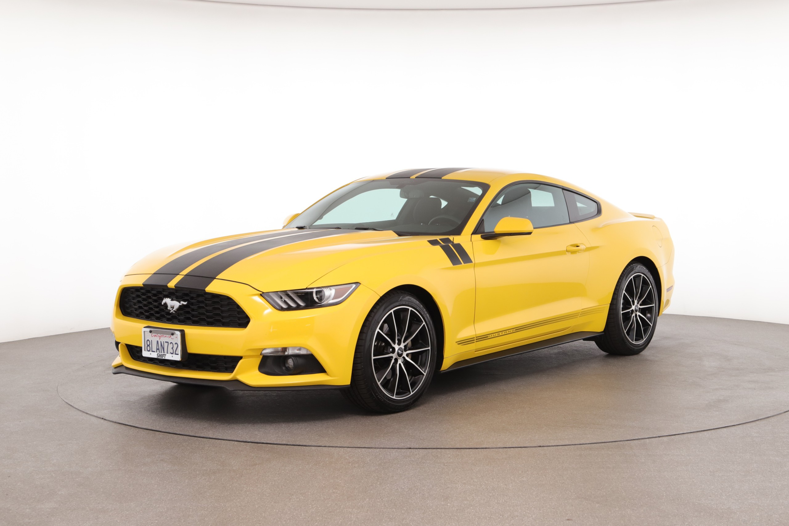 2015 Ford Mustang EcoBoost (from $21,650)