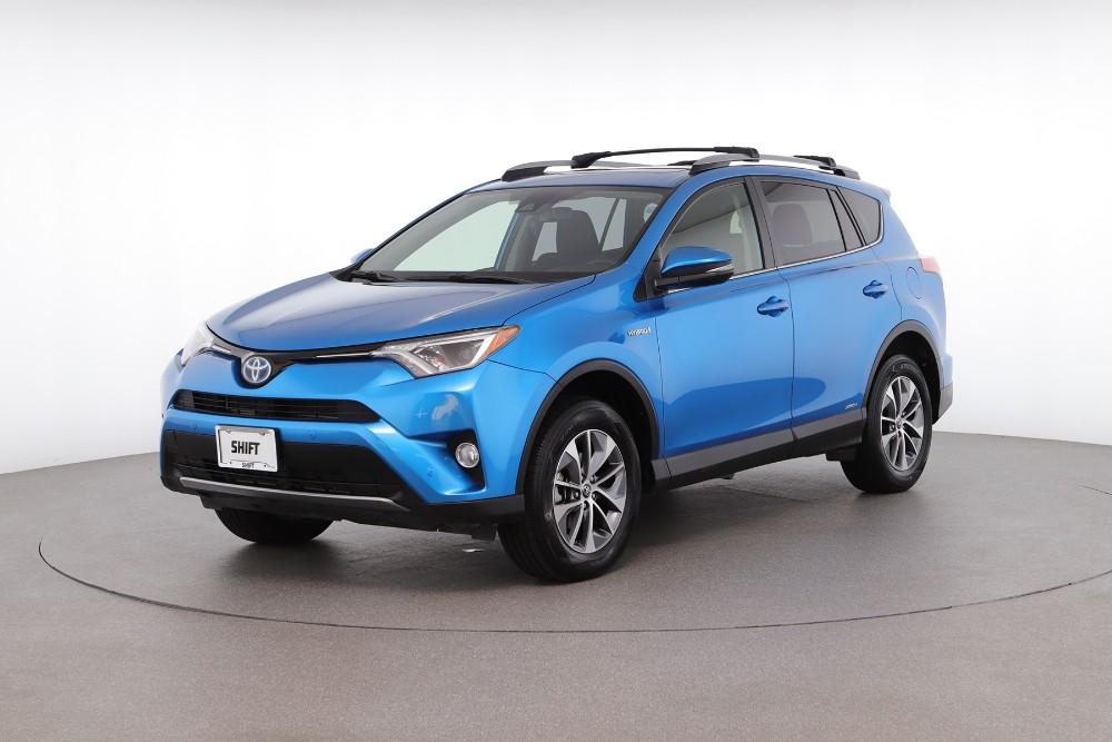 2017 Toyota RAV4 Hybrid XLE (from $24,500)