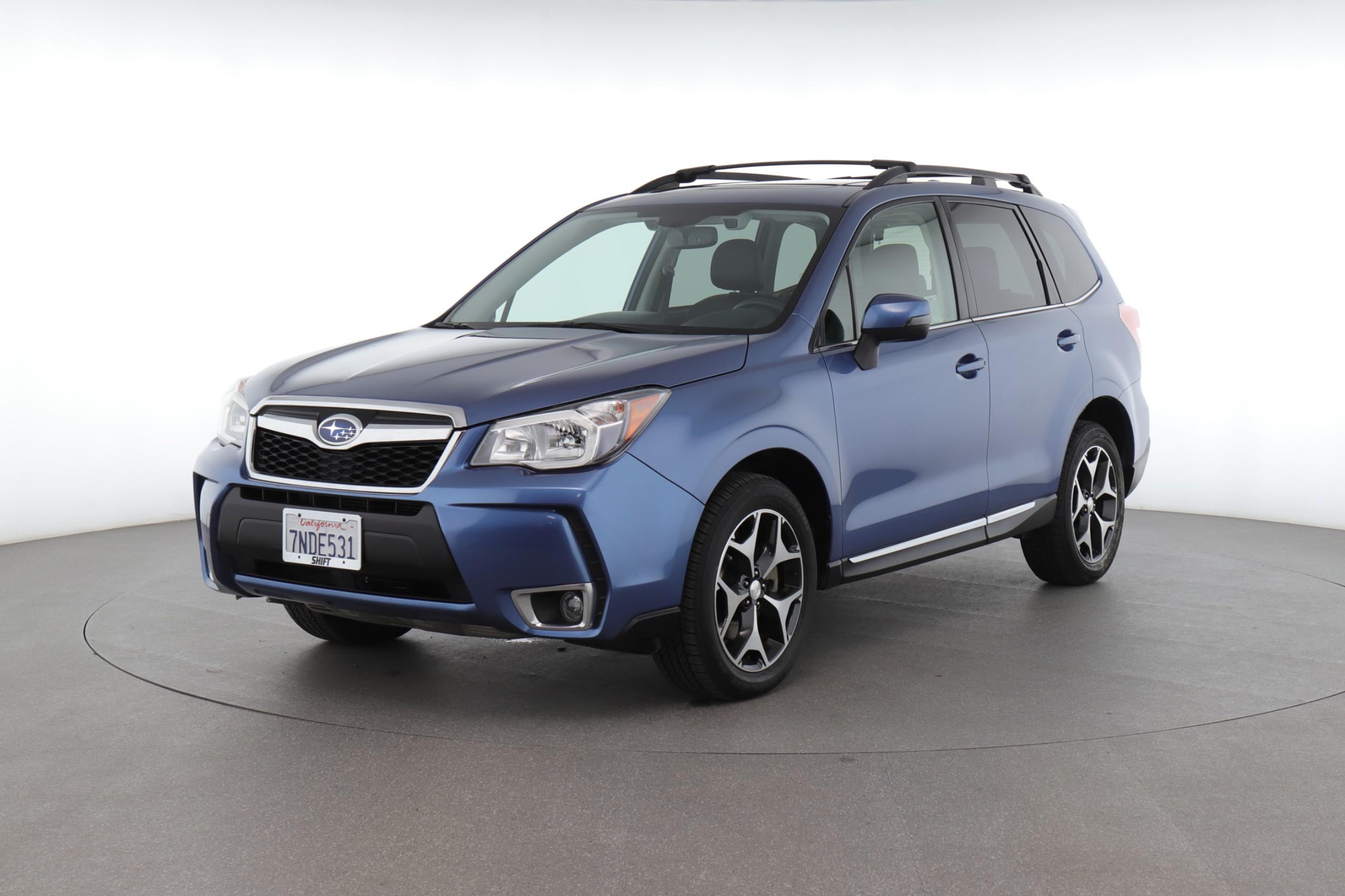 2. Subaru Forester