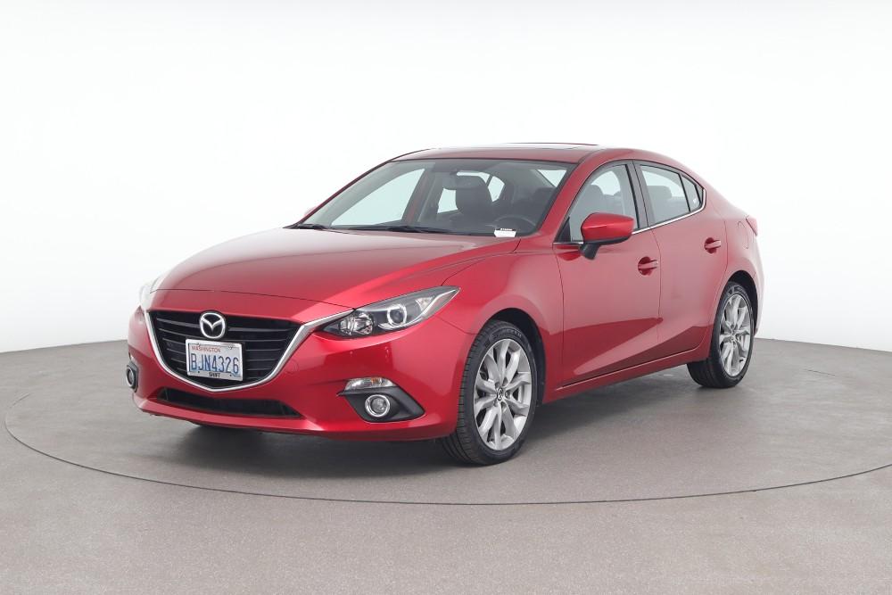 4. Mazda3 or Mazda6