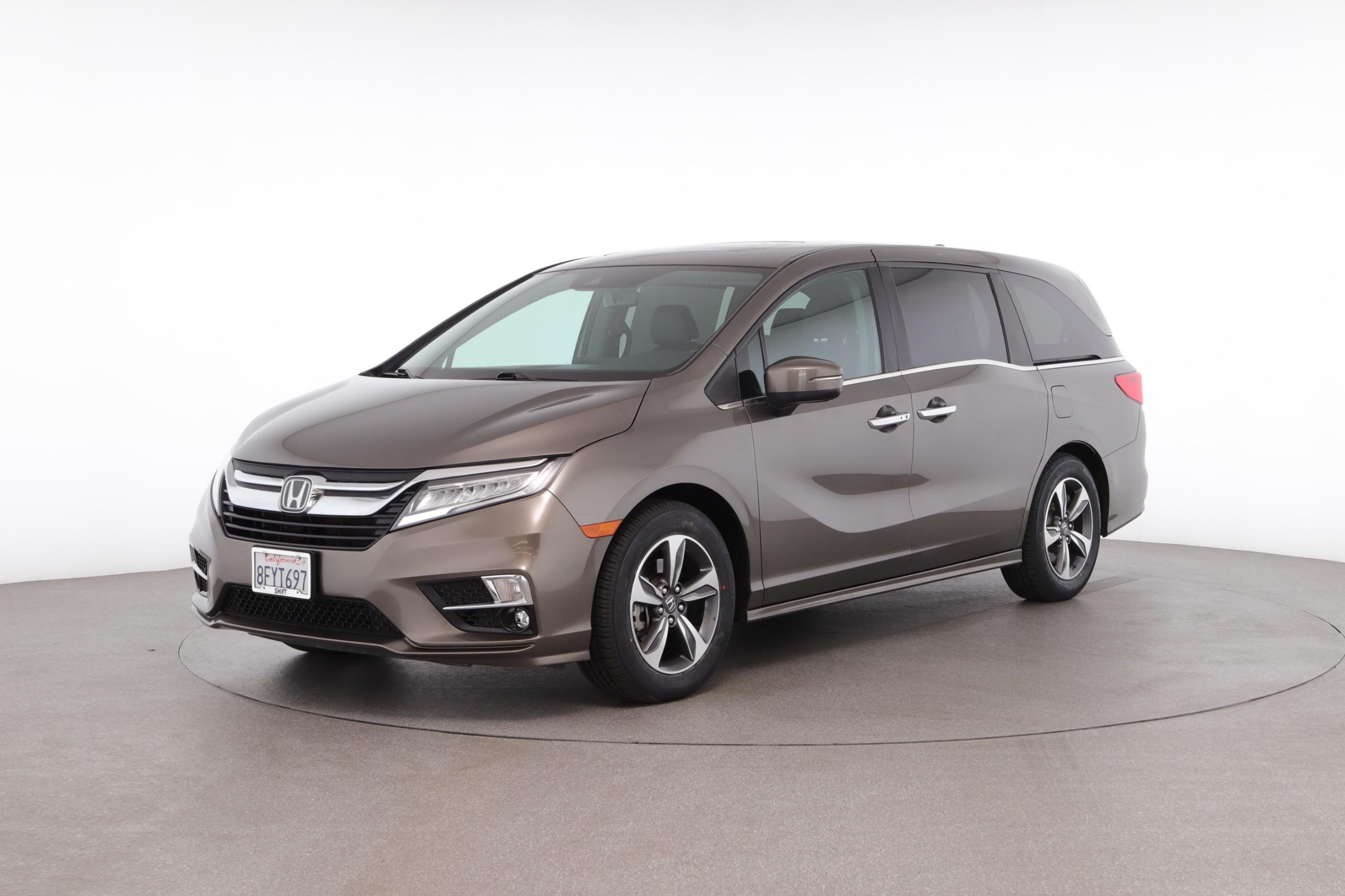 6. Honda Odyssey