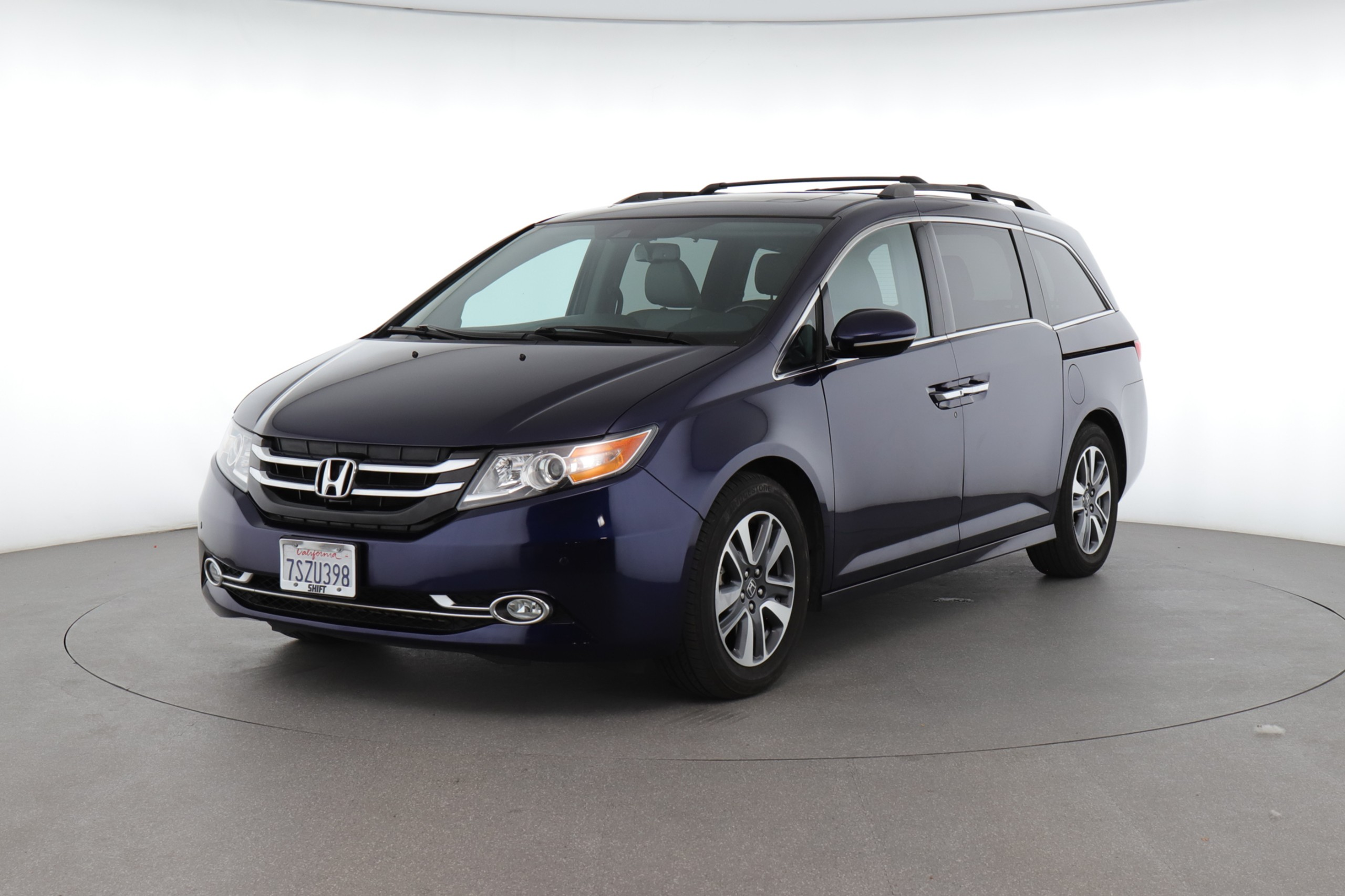 2016 Honda Odyssey Touring (from $28,450)