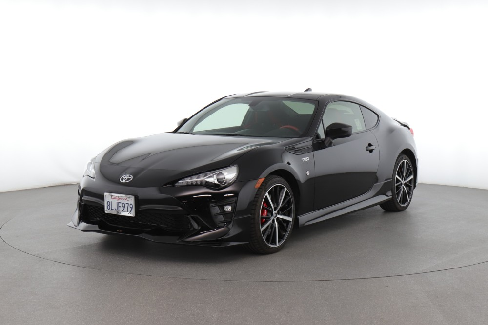 2019 Toyota 86 TRD SE (from $30,950)