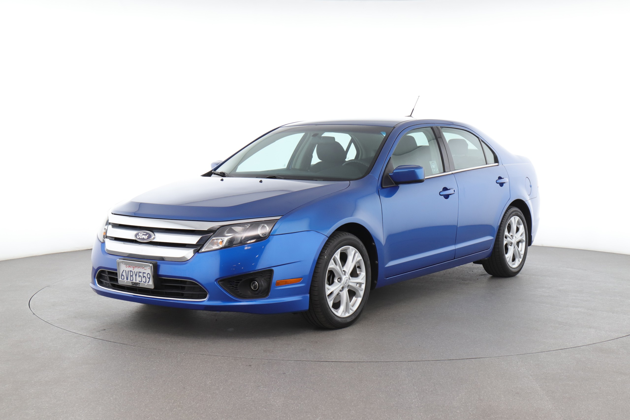 Interested in a Ford Fusion? Here's our Review