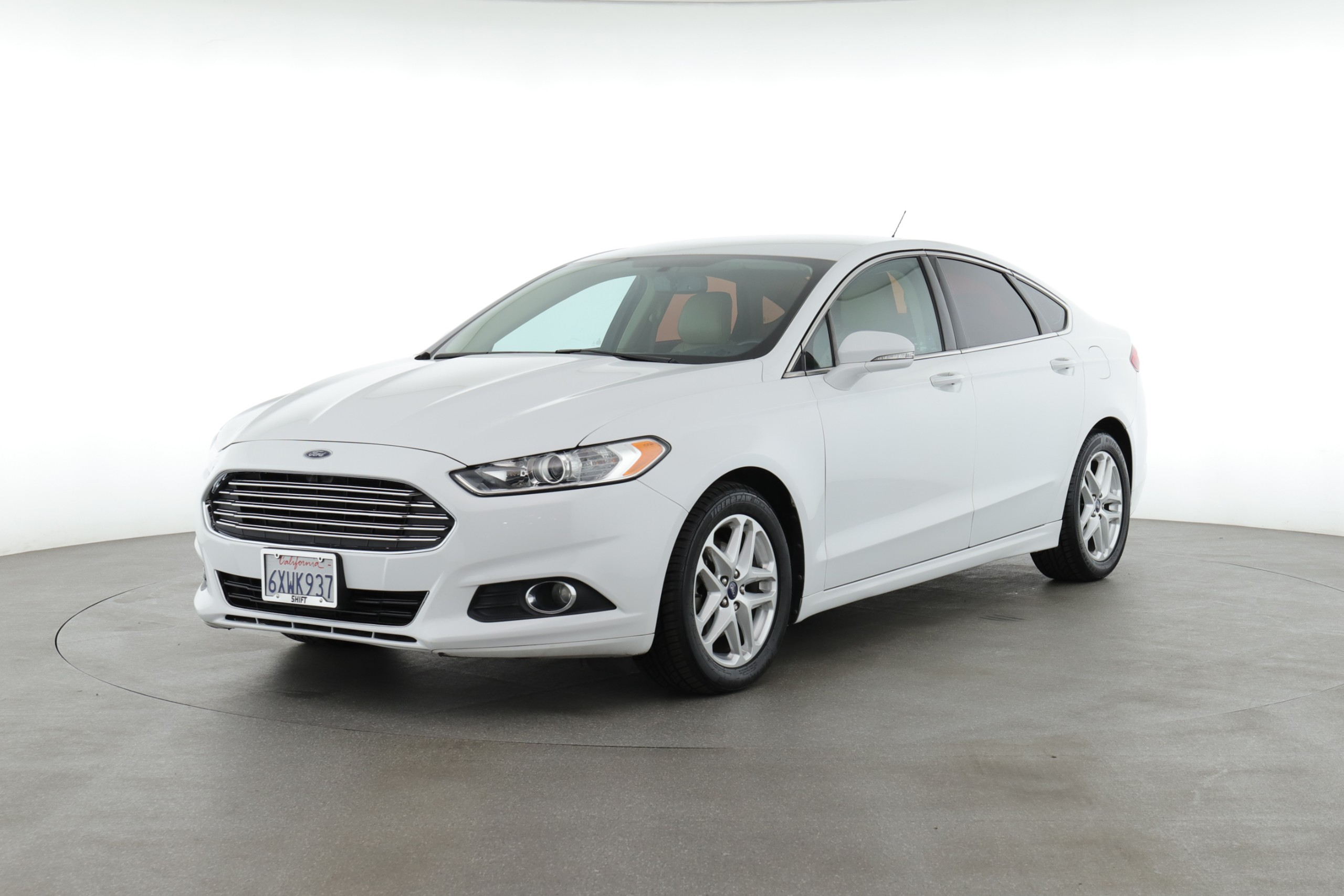 2013 Ford Fusion SE (from $12,400)