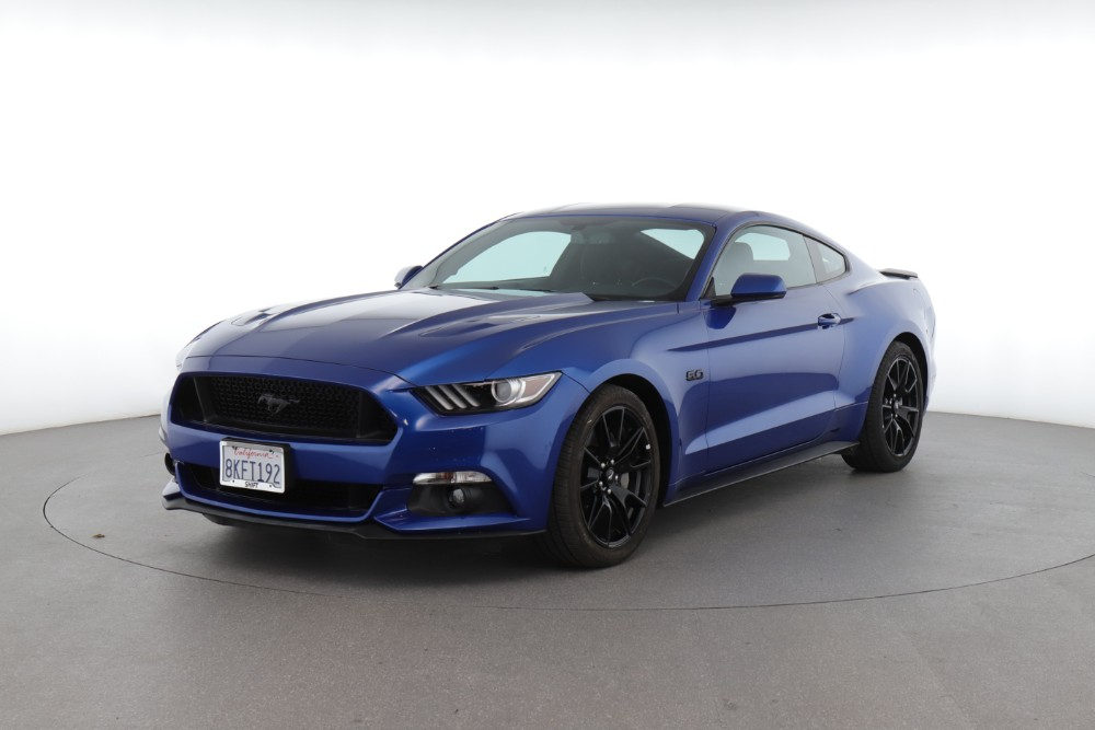 2017 Ford Mustang GT (from $31,950)