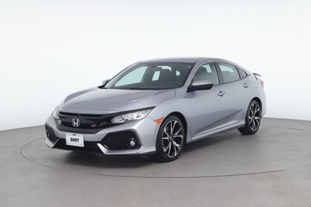 2017 Honda Civic Si (from $22,500)