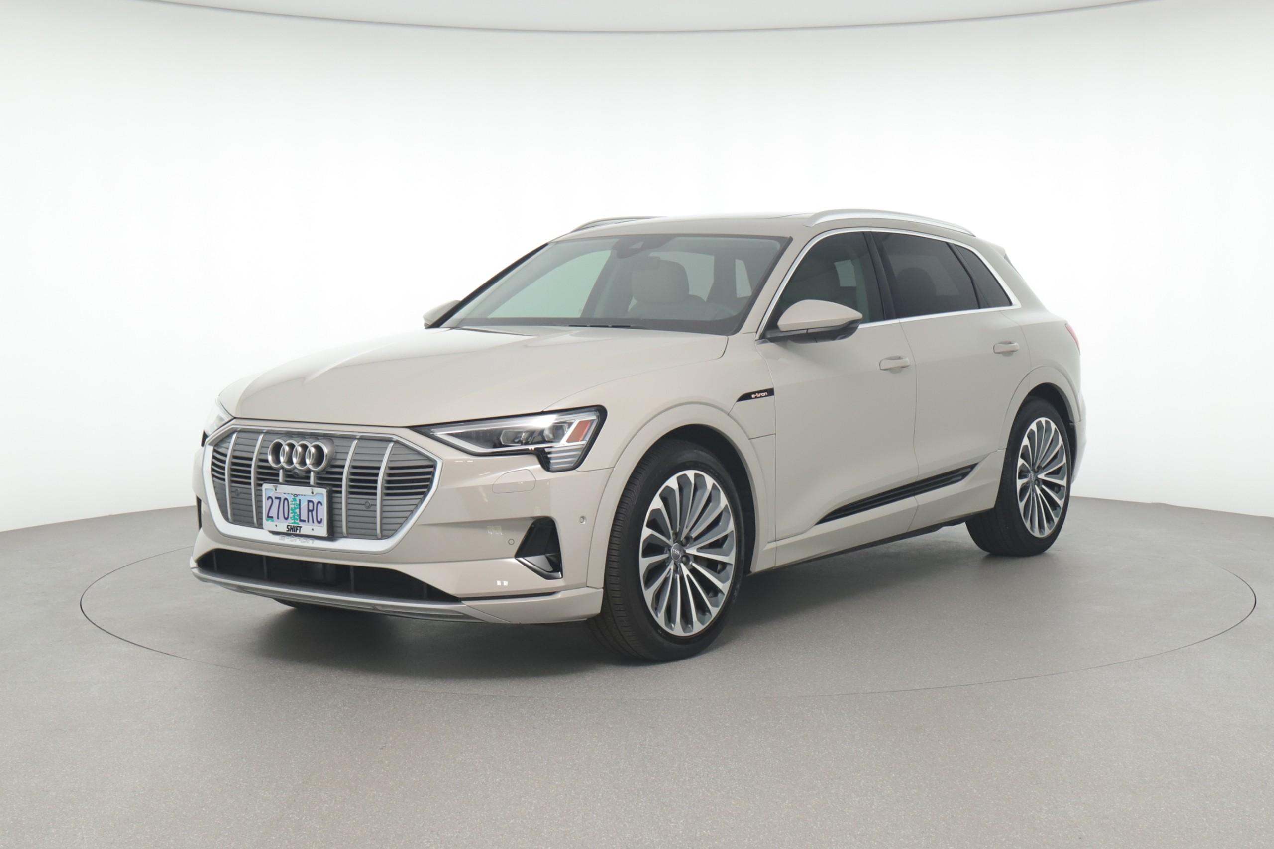 2019 Audi e-tron Prestige (from $60,950)