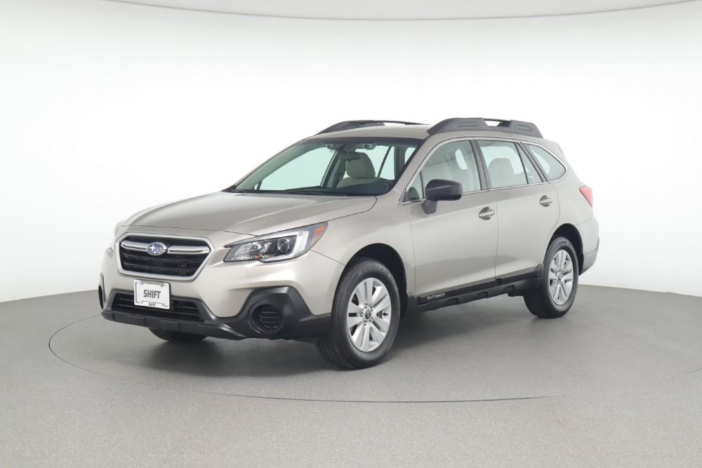 2. Subaru Outback