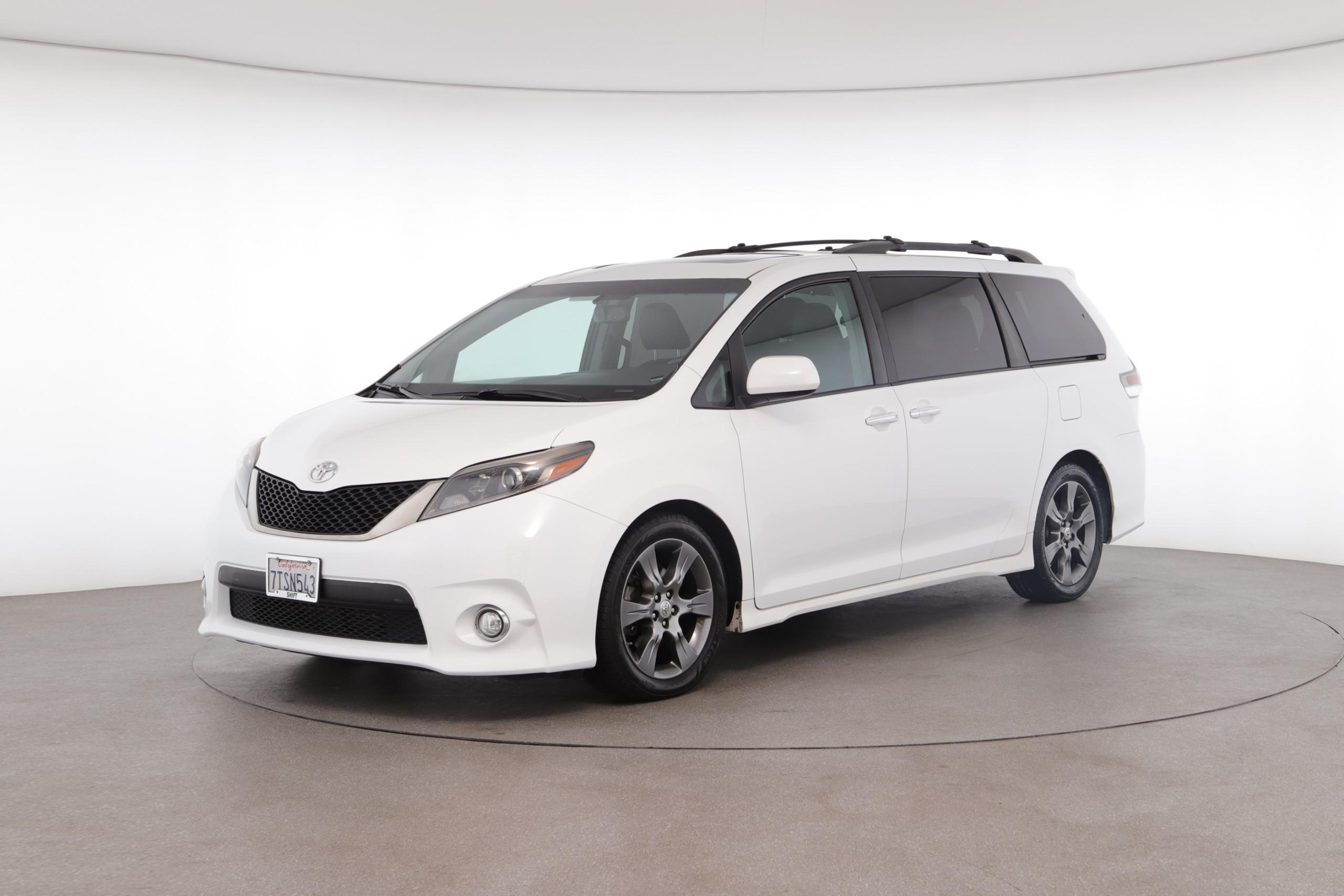 3. Toyota Sienna