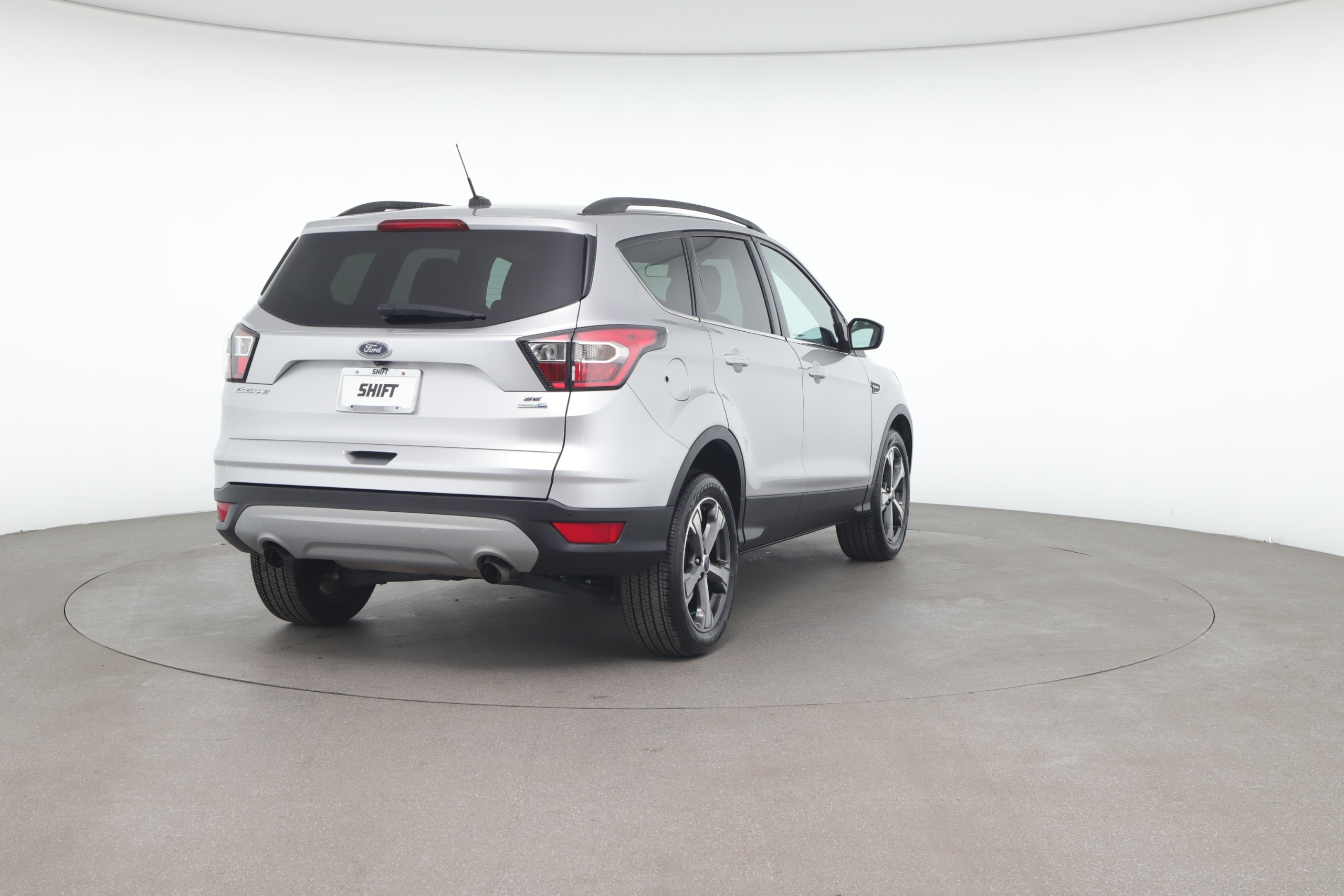2017 Ford Escape SE (from $21,950)