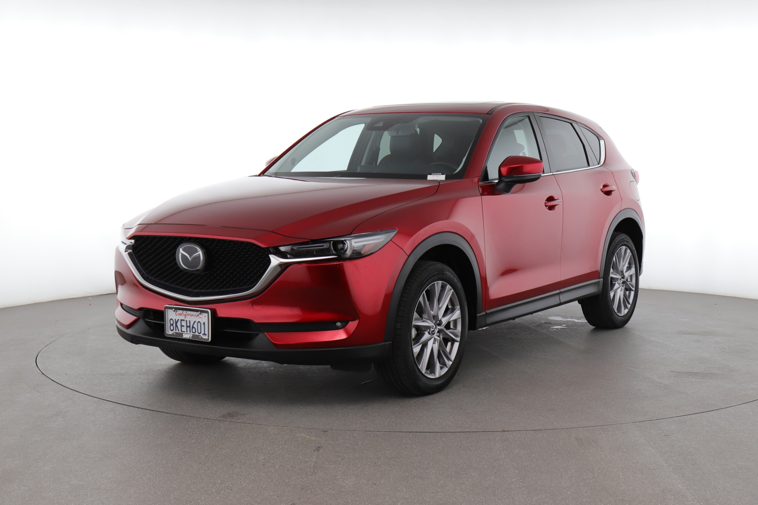 2019 Mazda CX-5 Grand Touring (from $29,950)