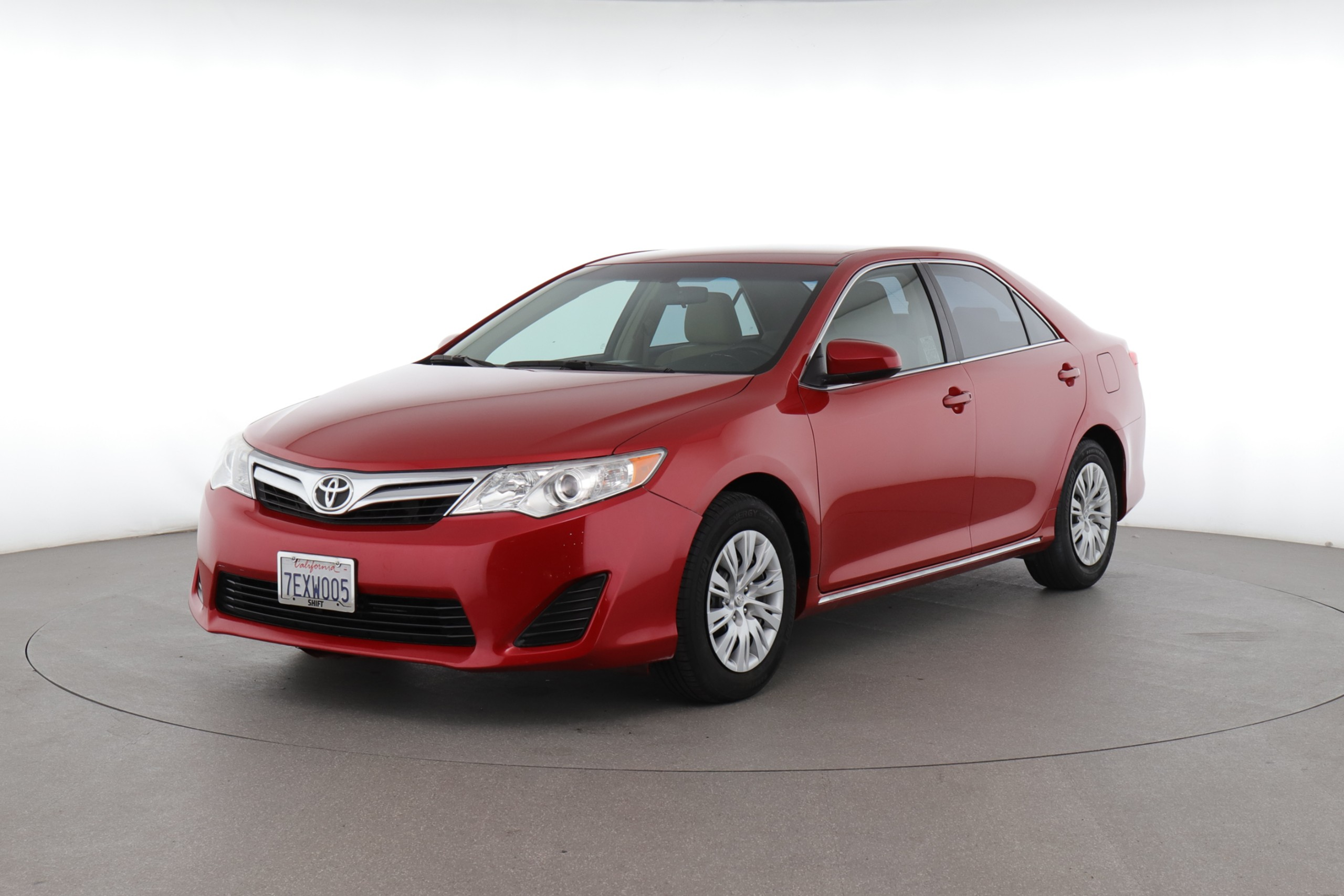 2014 Toyota Camry LE (from $16,500)