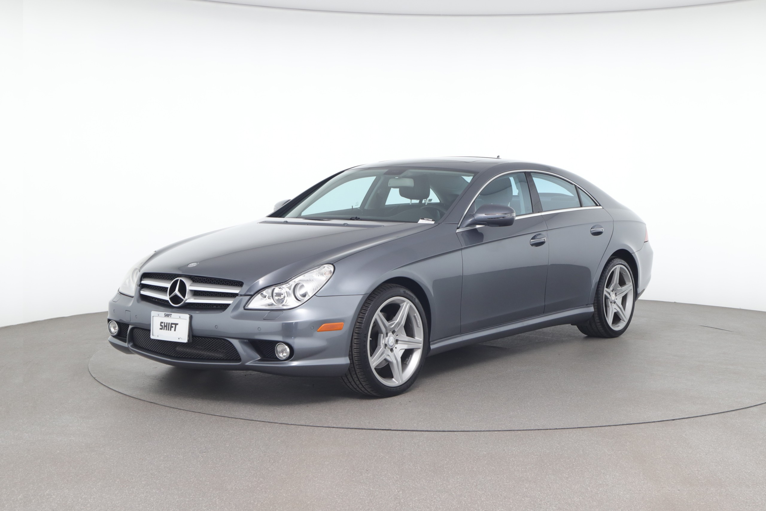 2011 Mercedes-Benz CLS 550 (from $21,500)