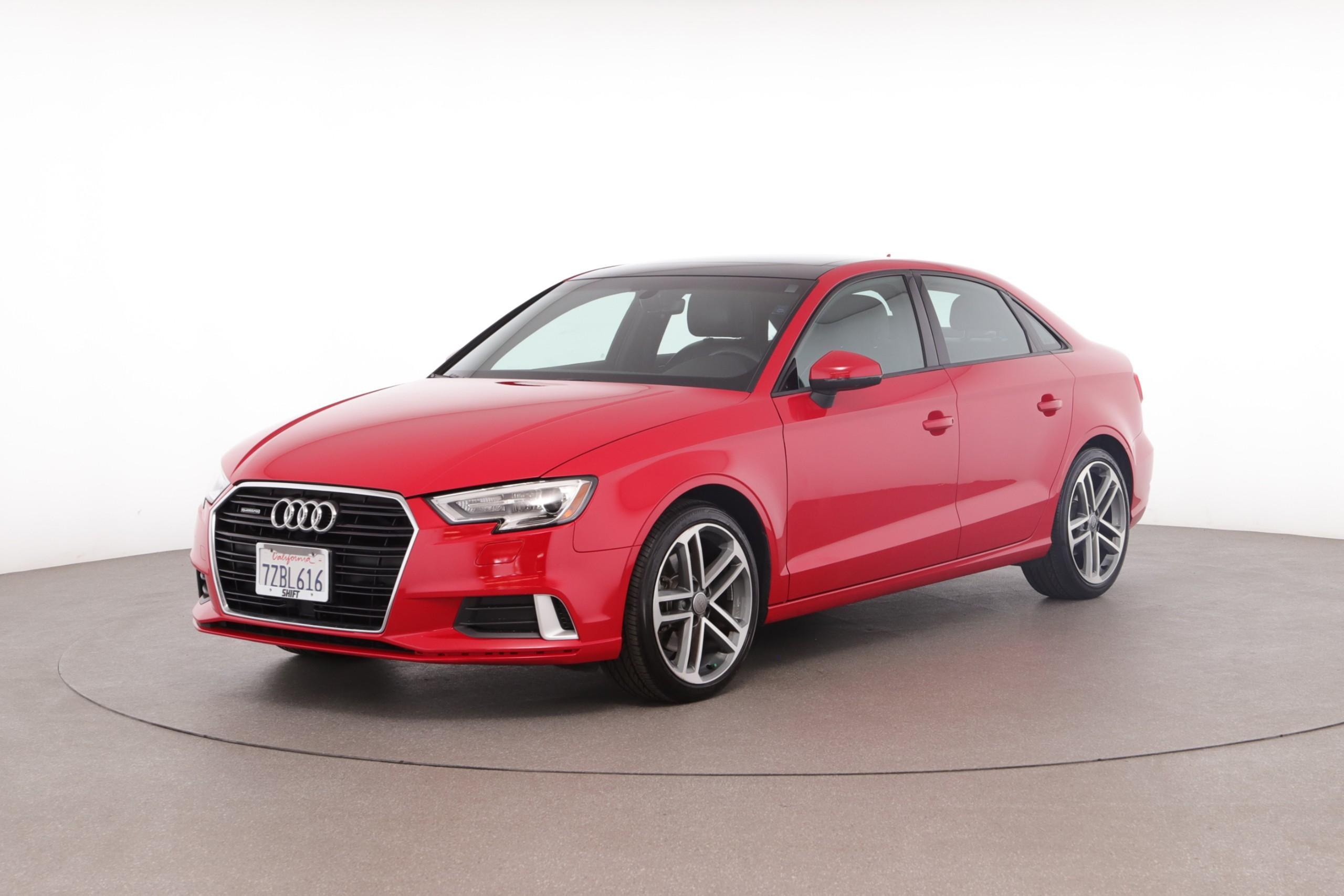 2017 Audi A3 Premium (from $20,950)