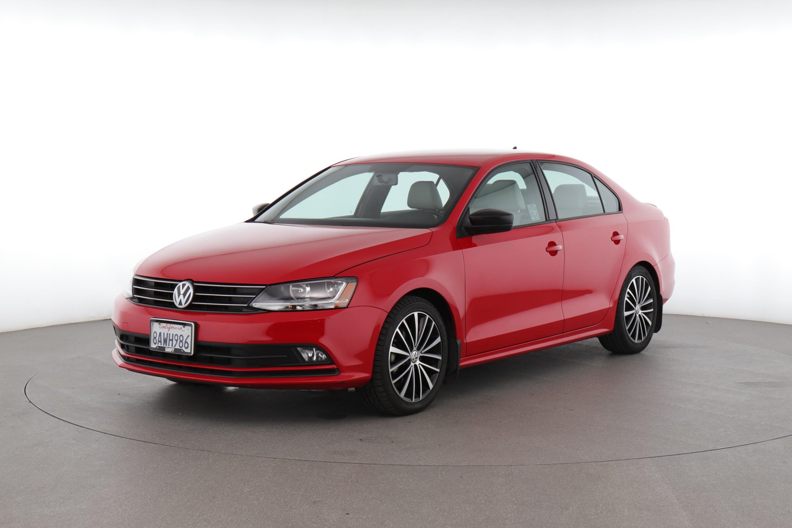 2017 Volkswagen Jetta 1.8T Sport (from $17,650)