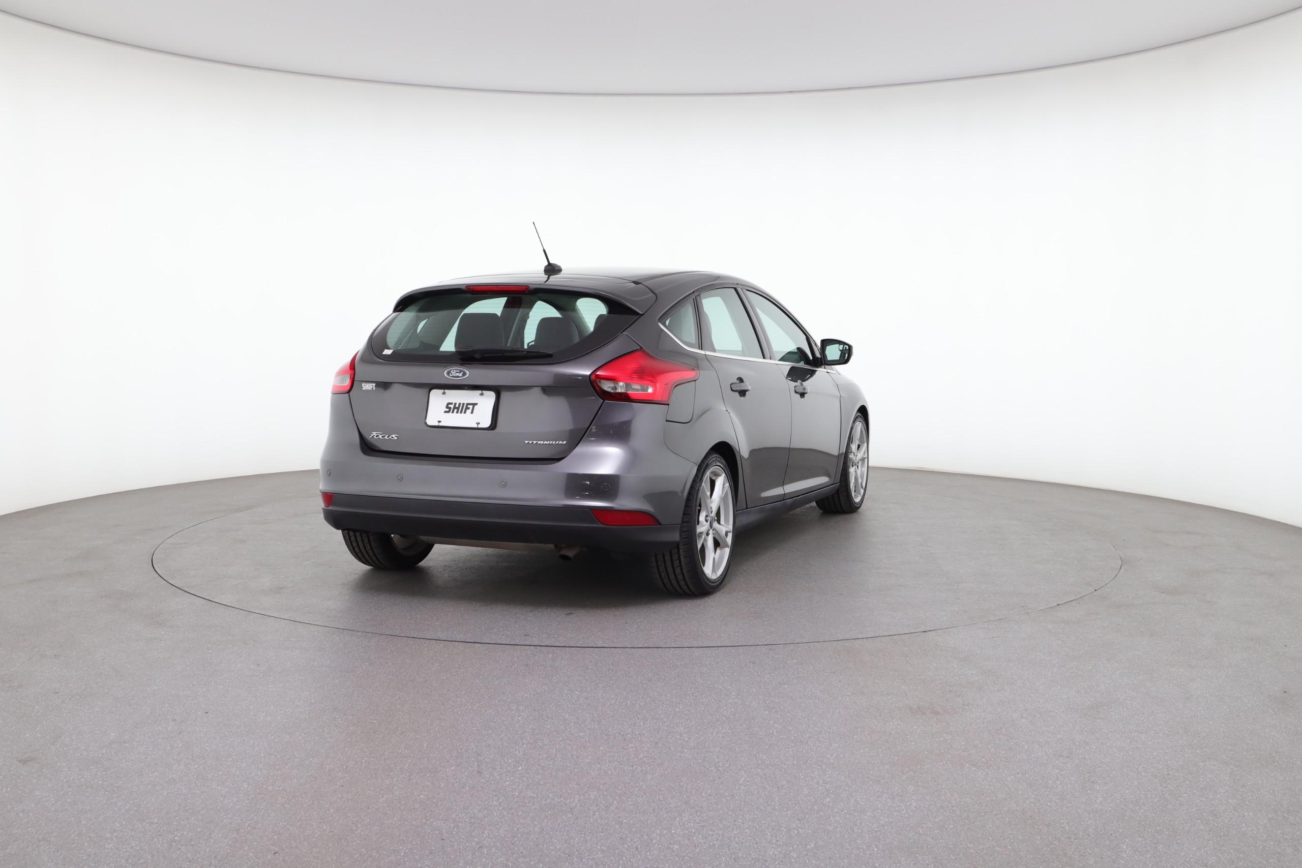 2015 Ford Focus Titanium (from $14,200)