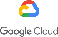Google Cloud Logo as a member of our global community
