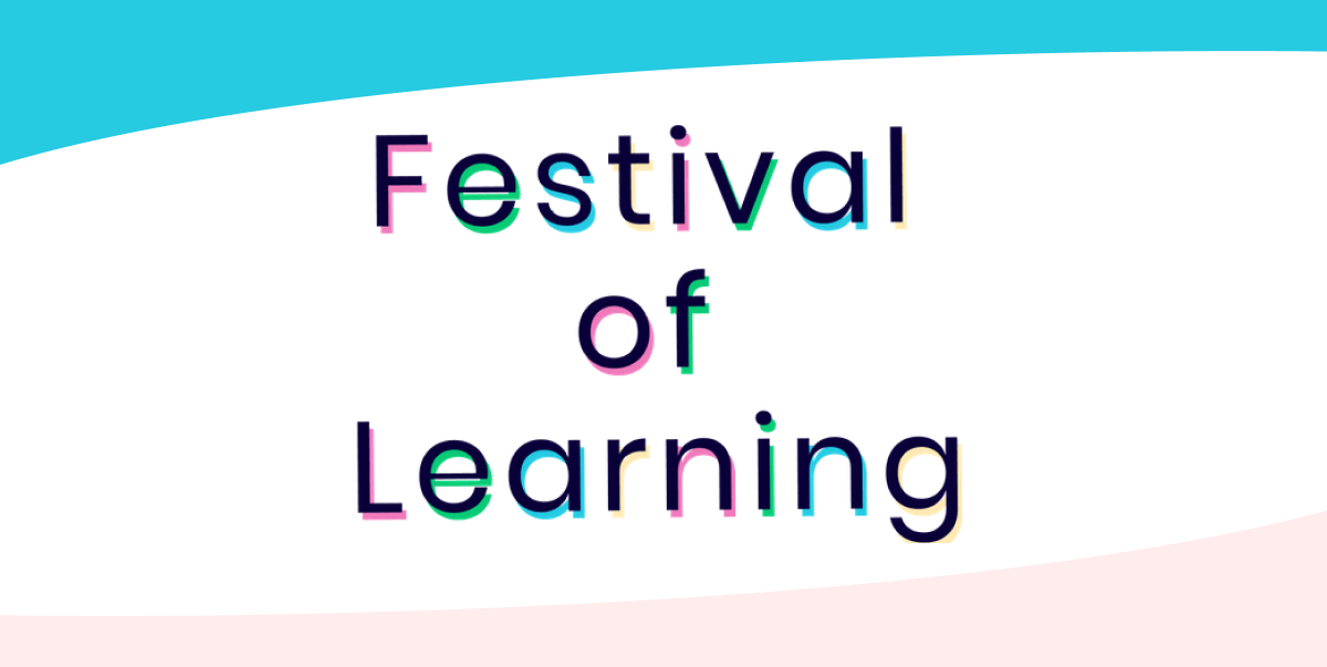 Festival of Learning logo