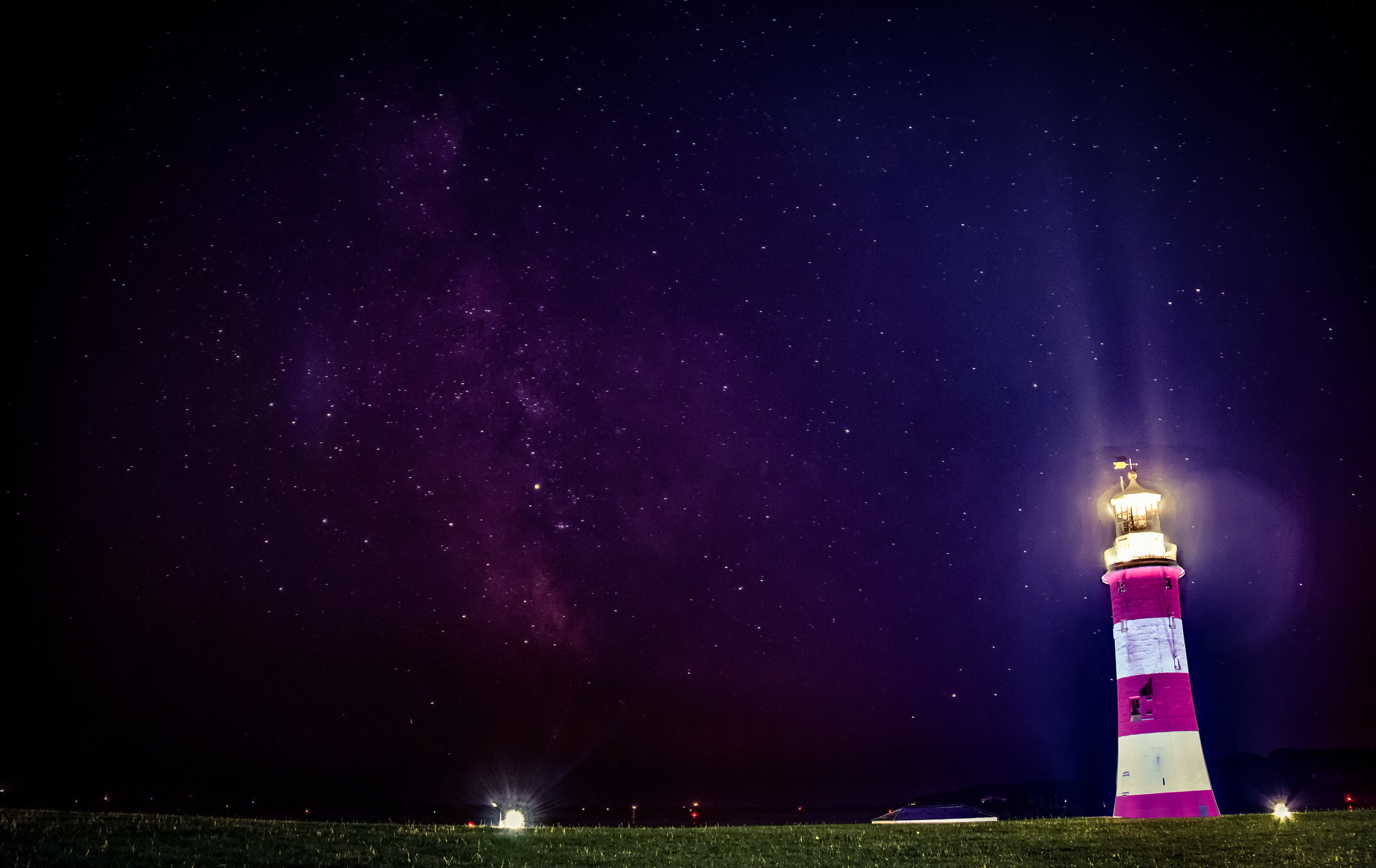 Smeaton's Tower in Plymouth