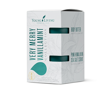 Ätherisches Öl Young Living: Vanillamint Samtehaut