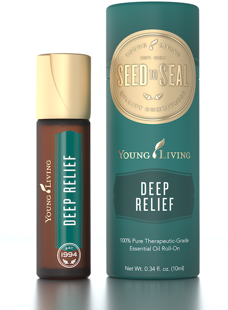 Ätherisches Öl Young Living: Deep Reliefe Roll On 10ml