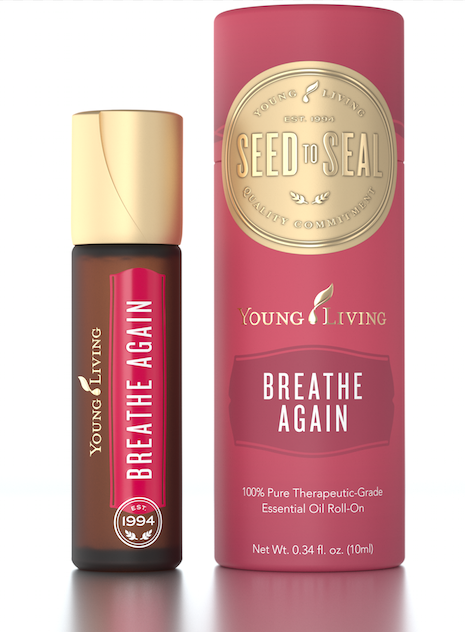Ätherisches Öl Young Living: Breathe Again Roll On 10ml