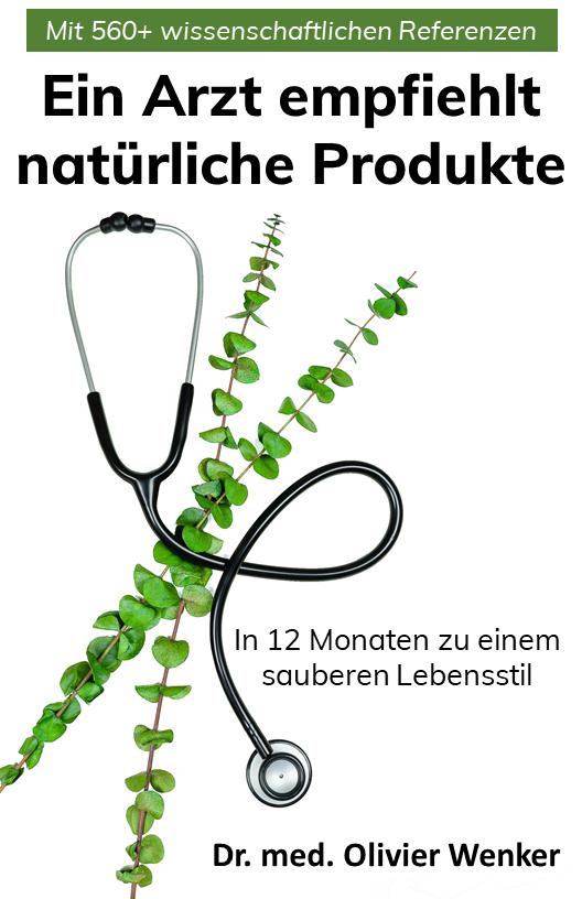 Ein Arzt empfiehlt natürliche Produkte