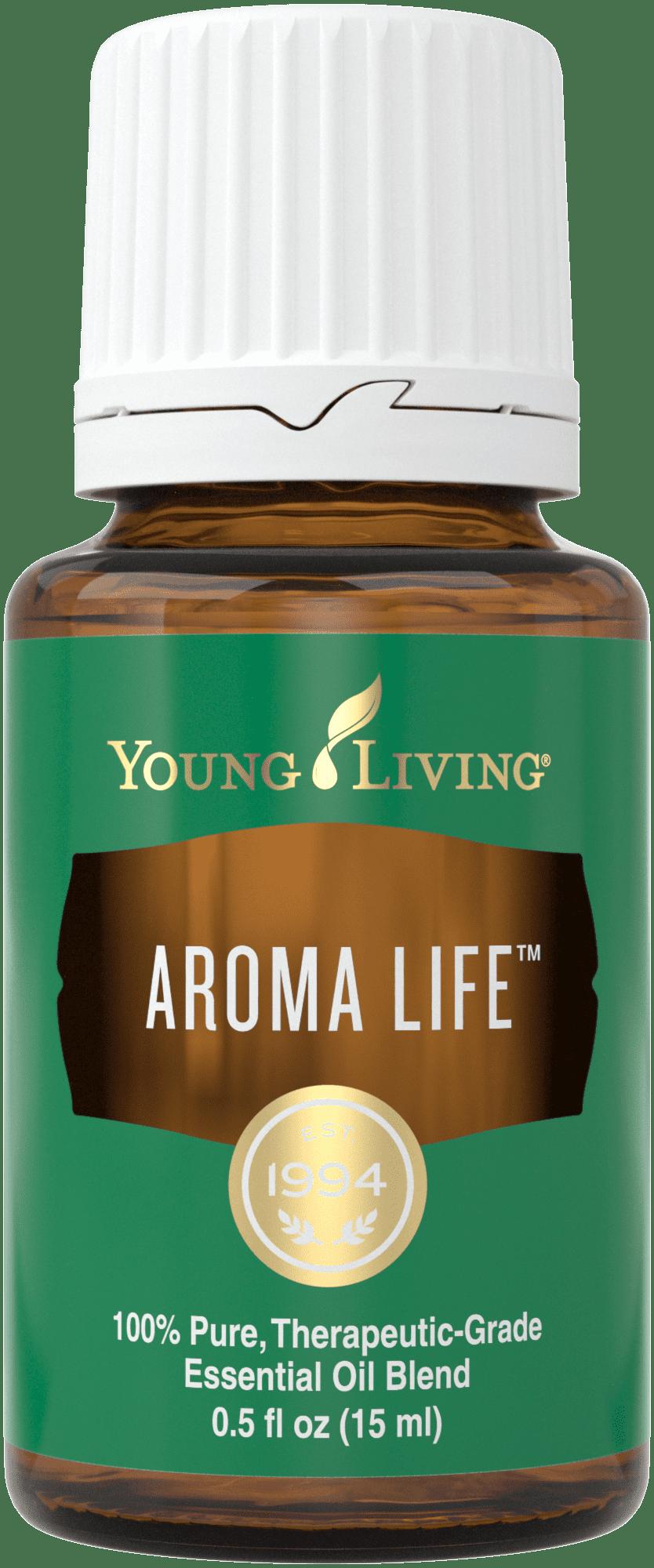 Ätherisches Öl Young Living: Aroma Life (Lebenskraft) 15ml
