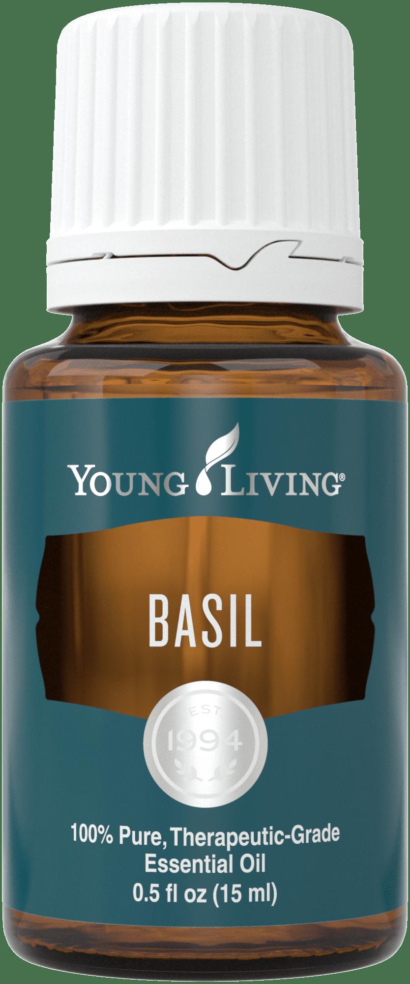 Ätherisches Öl Young Living: Basil (Basilikum) 15ml