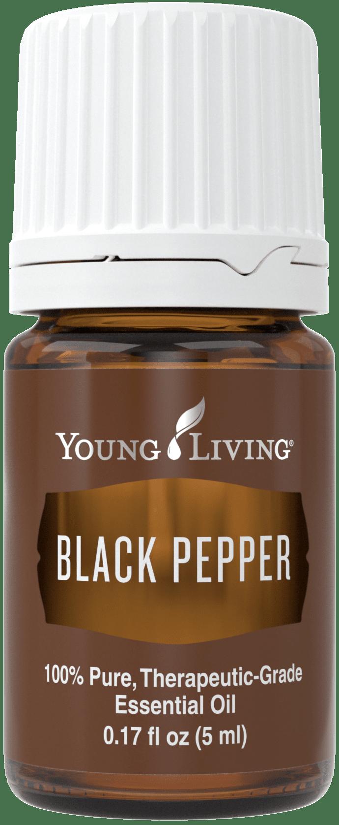 Ätherisches Öl Young Living: Black Pepper (Schwarzer Pfeffer) 5ml