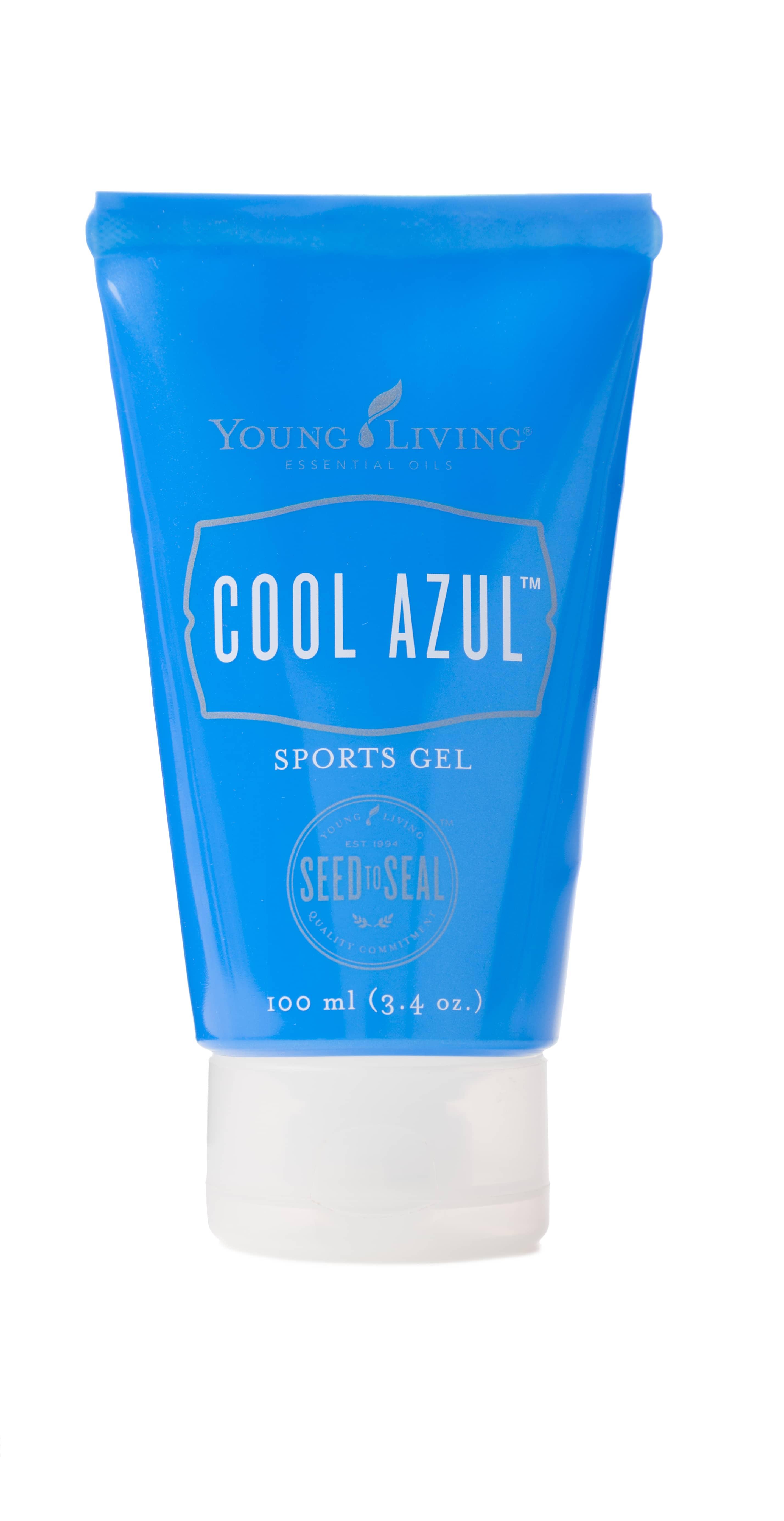 Ätherisches Öl Young Living: Cool Azul Sport Gel 100ml