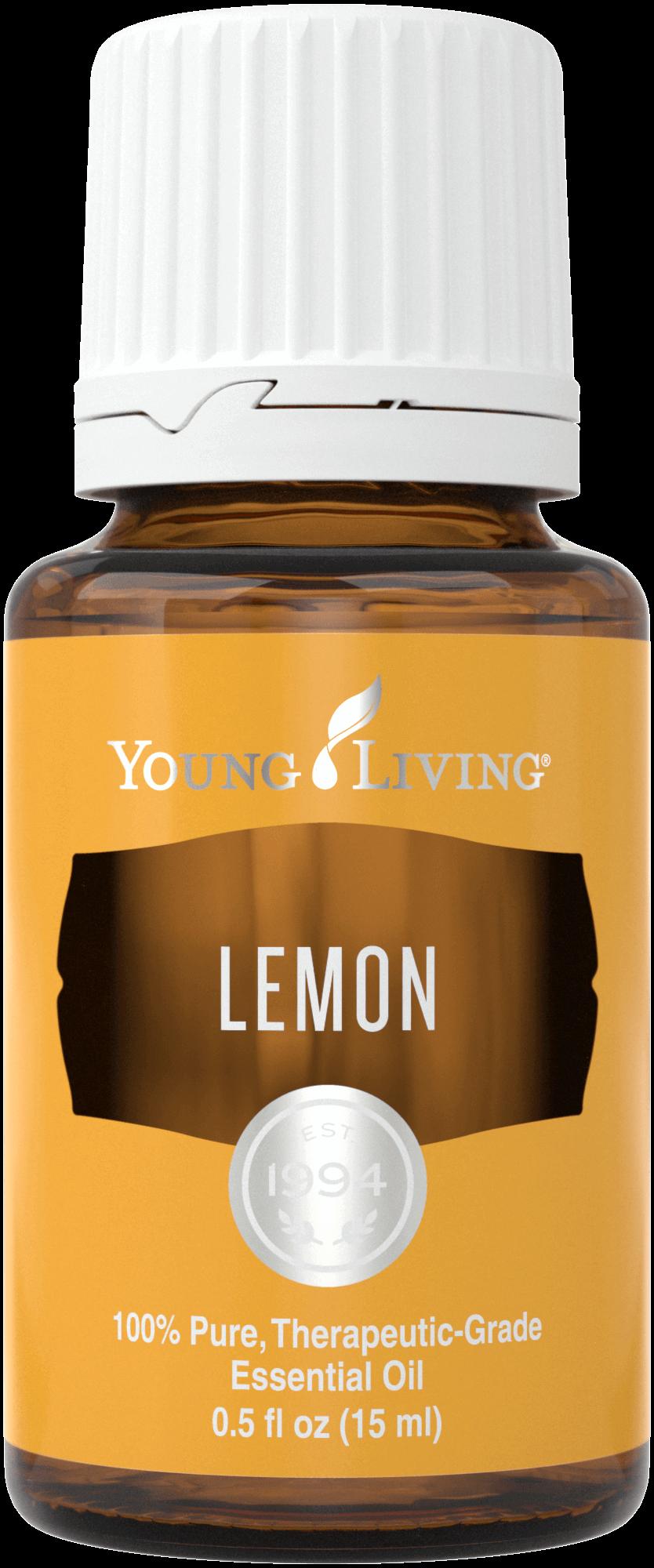 Ätherisches Öl Young Living: Zitrone Öl (Lemon) 15ml