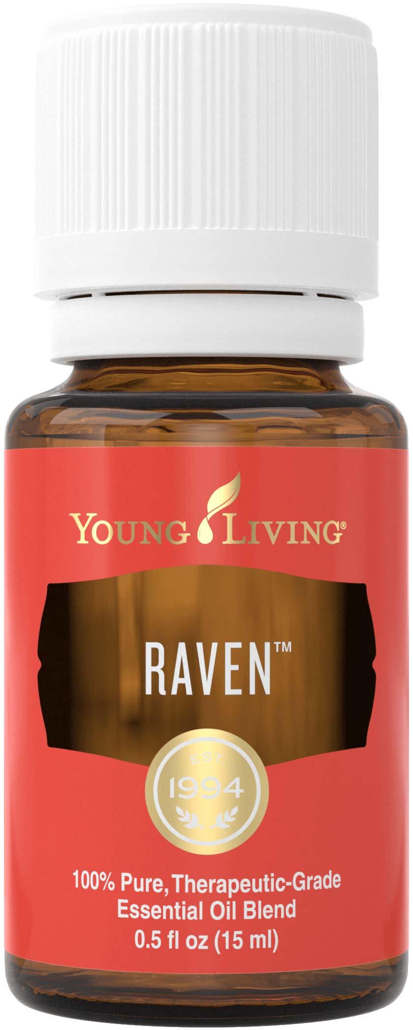 Ätherisches Öl Young Living: Raven (Durchatmen) 5ml