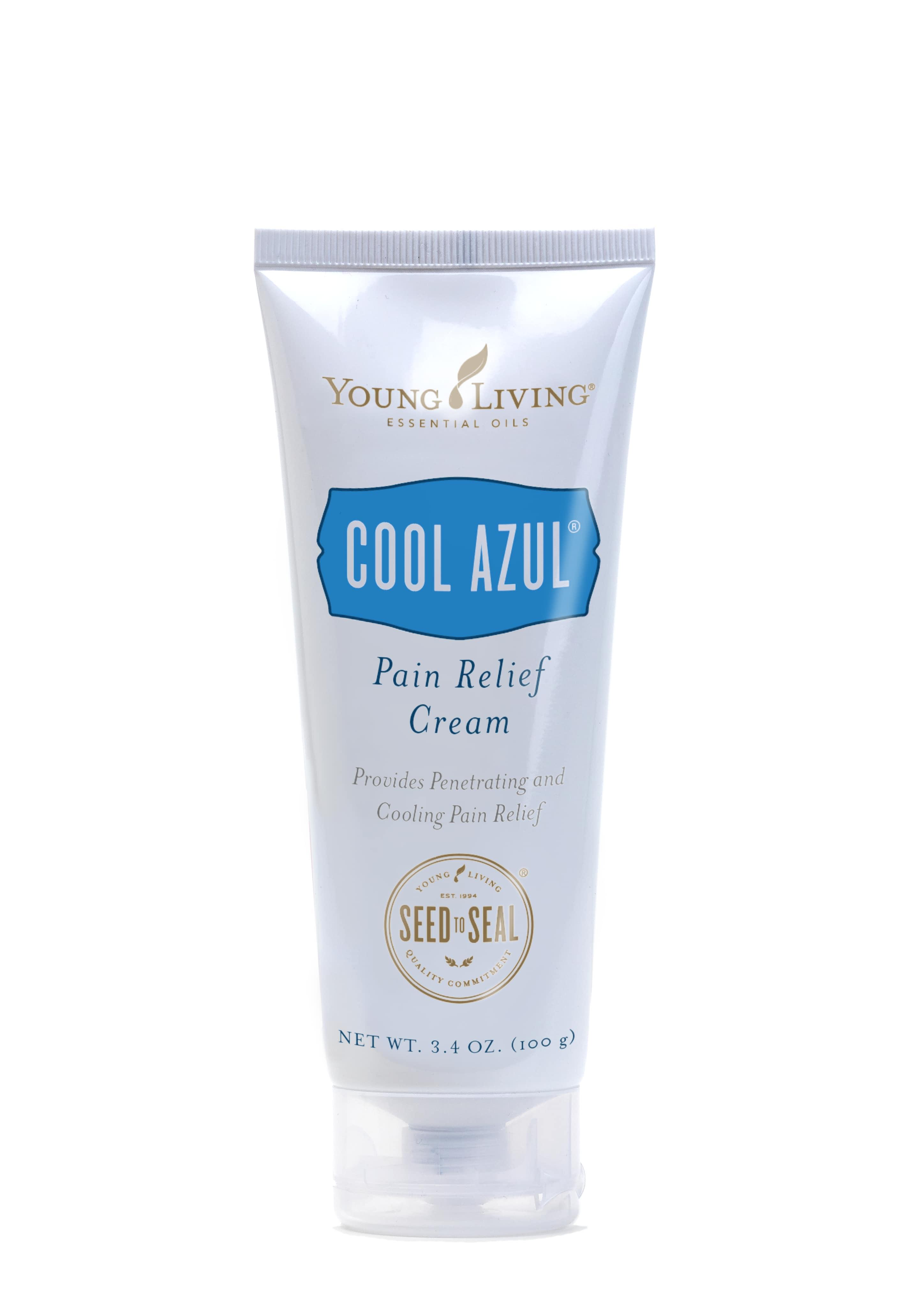 Ätherisches Öl Young Living: Cool Azul Sport Pain Relief Cream 100g