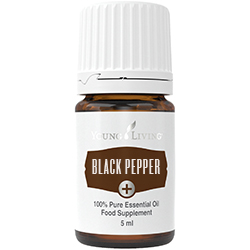 Ätherisches Öl Young Living: Schwarzer Pfeffer Plus Öl (Pepper) 5ml