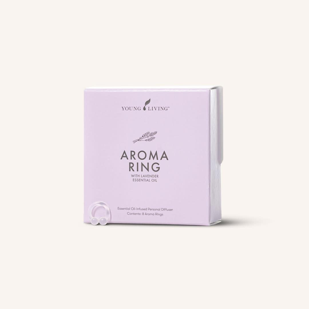Aroma Ring´s Lavendel 8 Stück