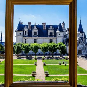 Photographie d'un jardin à Amiens